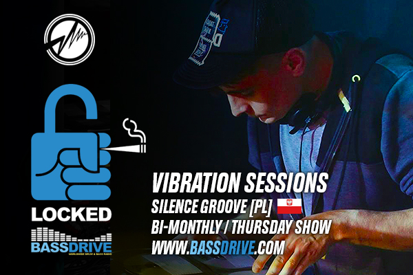 Silence Groove Joins Vibration Sessions