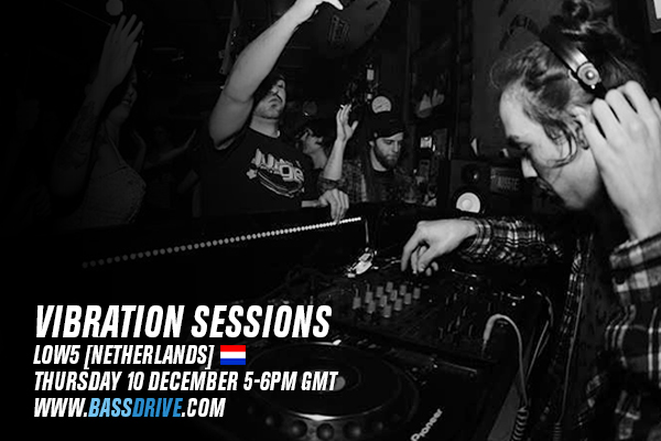 Low5 joins Vibration Sessions