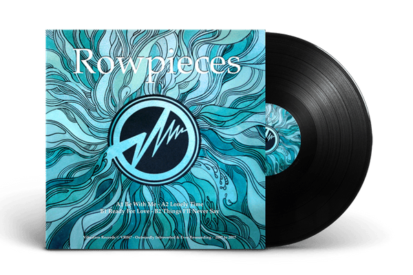 Rowpieces Things I'll Never Say EP