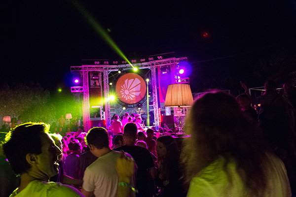 Vibration at Sun and Bass 2014